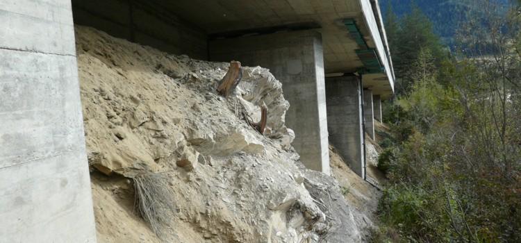 Lehnebrücke bei Tiefencastel