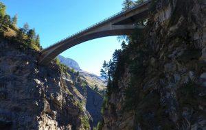 Instandsetzung Letziwaldbrücke, Avers